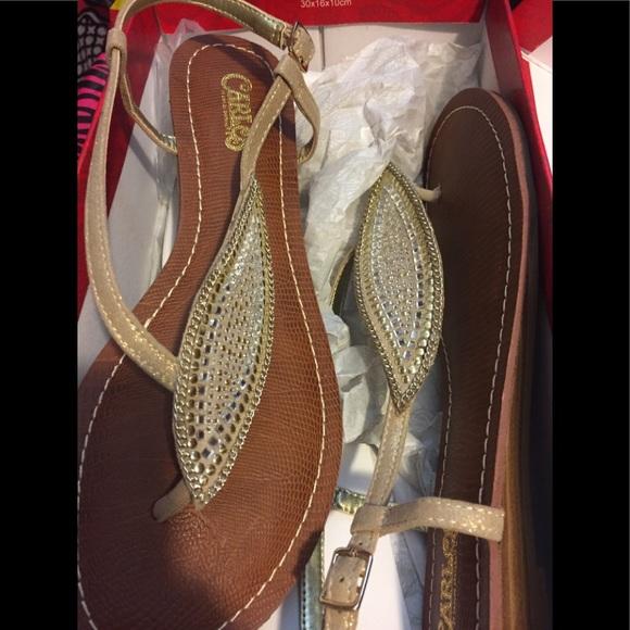 8bbcf23c1619 Carlos Santana sandals